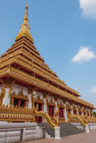 Wat Phra quel Chedi di Khonkaen Thailand2 Immagini Stock