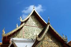 Wat Phra quel Doi Suthep Immagine Stock Libera da Diritti