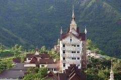 Wat Phra qui phasornkaew photo stock