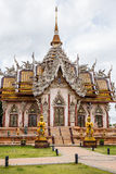 Wat Phra Rahu temple Nakhon Pathom, Bangkok Royalty Free Stock Photo