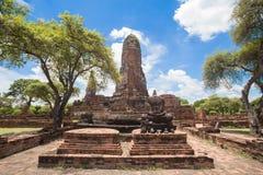Wat Phra Ram Fotografía de archivo