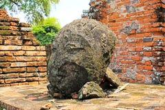 Wat Phra Ram, Ayutthaya, Tailândia imagem de stock royalty free