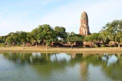 Wat Phra Ram Stock Photography