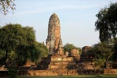 Wat Phra Ram Buddhist Temple Lizenzfreie Stockbilder