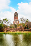 Wat Phra Ram im Komplex des buddhistischen Tempels in Ayutthaya nahe Bangkok thailand Stockfotografie
