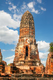 Wat Phra Ram im Komplex des buddhistischen Tempels in Ayutthaya nahe Bangkok thailand Stockfotos