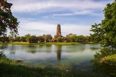 Wat Phra Ram Royalty Free Stock Images