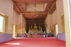 Wat Phra That Renoo Nakhon Fotos de Stock Royalty Free