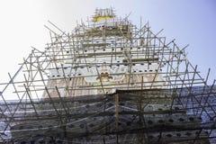 Wat Phra That Renoo Nakhon Royalty Free Stock Image