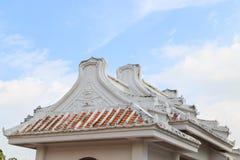 Wat phra samut chedi in Samut Prakan Stock Photography