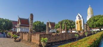 Wat Phra Si拉塔纳Mahathat或Wat亚伊 库存图片