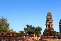 Wat Phra Si Ratana玛哈那 免版税库存照片