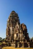 Wat Phra Si Ratana Maha det Royaltyfri Fotografi