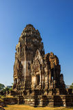 Wat Phra Si Ratana Maha That. The Wat Phra Si Ratana Maha That in Lopburi Province royalty free stock photography