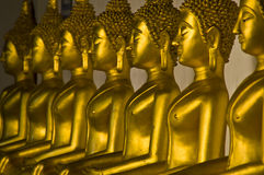 Wat Phra Si Ratana Mahathat Royalty Free Stock Photo
