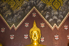 Wat Phra Si Ratana Mahathat Zdjęcia Stock