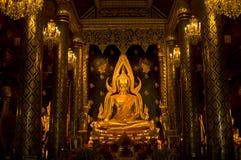 Wat Phra Si Ratana Mahathat Stock Images