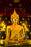 Wat Phra Si Ratana Mahathat Stock Image
