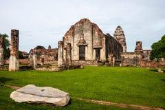 Wat Phra Si Ratana Mahathat temple Stock Image