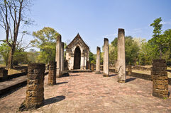 Wat Phra Si Ratanamahathat Royalty Free Stock Photo