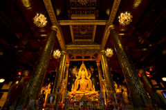 Wat Phra Si Rattana Mahathat. Stock Photo