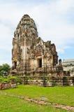 Wat Phra Si Rattana Mahathat Stock Image