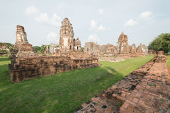 Wat Phra Si Rattana Mahathat Lizenzfreie Stockfotografie