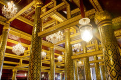 Wat Phra Si Rattana Mahathat Fotografie Stock