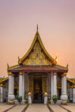Wat Phra Si Rattana Mahathat imagens de stock