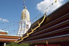 Wat Phra Si Rattana Mahathat bombarda Fotografia Stock