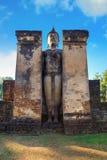 Wat Phra Si Rattana Mahathat, Chaliang przy Satchanalai Dziejowym parkiem -, Sukhothai, Tajlandia Zdjęcie Royalty Free