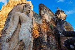 Wat Phra Si Rattana Mahathat - Chaliang at Si Satchanalai Historical Park, a UNESCO World Heritage Site in Sukhothai, Thailand Royalty Free Stock Photography