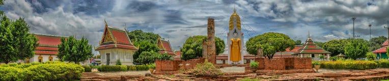 Wat Phra Si Rattana Mahathat Phitsanulok Immagini Stock