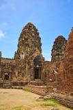 Wat Phra Si Rattana Mahathat, Thailand Royalty Free Stock Photography