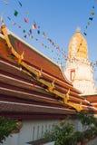 Wat Phra Si Rattana Mahathat Woramahawihan Obrazy Stock