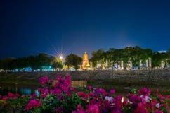 Wat Phra Si Rattana Mahathat Woramahawihan Photographie stock libre de droits