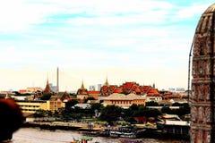 Wat Phra Si Rattana Satsadaram Foto de Stock