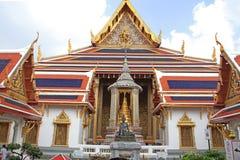 Wat Phra Si Rattana Satsadaram Royaltyfria Bilder