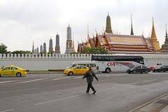 Wat Phra Si Rattana Satsadaram Imagen de archivo libre de regalías