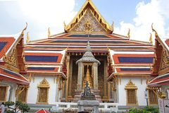 Wat Phra Si Rattana Satsadaram Royalty Free Stock Images