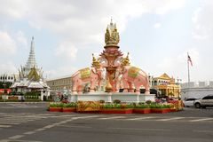 Wat Phra Si Rattana Satsadaram Royalty Free Stock Photography