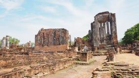 Wat Phra Si Sanphetวัดพระศรีสรรเพชญ์ Royalty Free Stock Photos