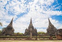 Wat Phra SI Sanphet Images stock