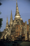 Wat Phra Si Sanphet Royalty Free Stock Images