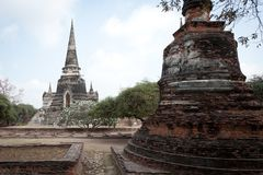 Wat Phra Si Sanphet Stock Photos