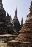 Wat Phra Si Sanphet Stock Photo