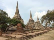 Wat Phra Si Sanphet Immagine Stock Libera da Diritti