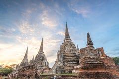 Wat Phra Si Sanphet Lizenzfreie Stockbilder