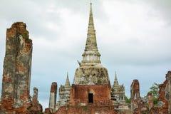 Wat Phra Si Sanphet Fotografia de Stock Royalty Free