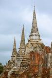 Wat Phra Si Sanphet imagem de stock royalty free